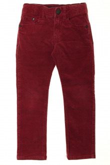 vetements enfants d occasion Pantalon en velours ras IKKS 5 ans IKKS