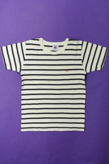 vêtements occasion enfants Tee-shirt manches courtes rayé Petit Bateau 6 ans Petit Bateau