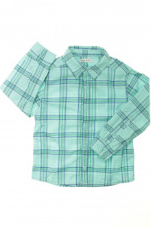 vetement d'occasion enfants Chemise à carreaux Okaïdi 3 ans Okaïdi
