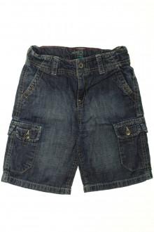 vêtements d occasion enfants Bermuda en jean Okaïdi 5 ans Okaïdi