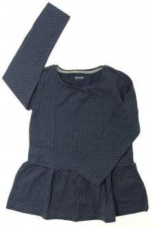vêtements d occasion enfants Tee-shirt manches longues à pois Vertbaudet 6 ans Vertbaudet