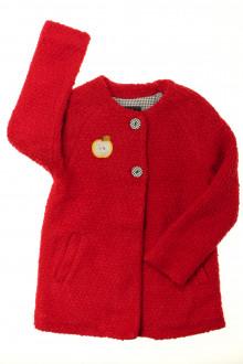 vetement occasion enfants Manteau en laine Catimini 5 ans Catimini