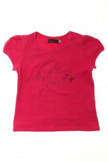vêtements occasion enfants Tee-shirt manches courtes Catimini 6 ans Catimini