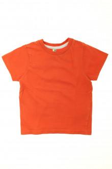 vetement d'occasion enfants Tee-shirt manches courtes Orchestra 4 ans Orchestra