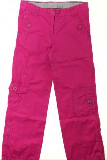 vetement marque occasion Pantalon en toile Okaïdi 8 ans Okaïdi