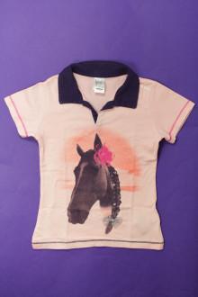 vêtements enfants occasion Polo d'équitation Décathlon 6 ans Décathlon