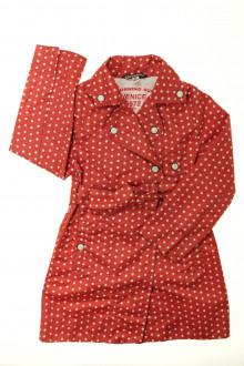 vêtements enfants occasion Imperméable à pois Ooxoo 4 ans Ooxoo