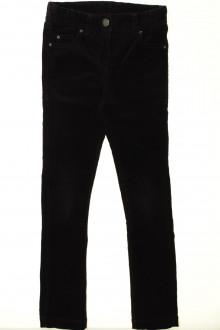 vetement marque occasion Pantalon en velours fin Okaïdi 7 ans Okaïdi