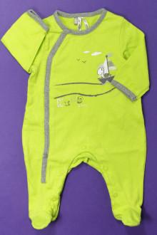 vêtements bébés Pyjama/Dors-bien en coton