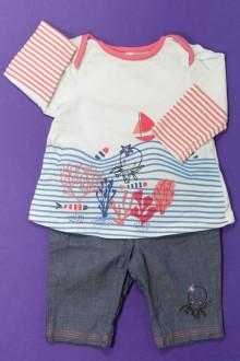 habits bébé Ensemble tee-shirt et pantalon Orchestra 1 mois Orchestra