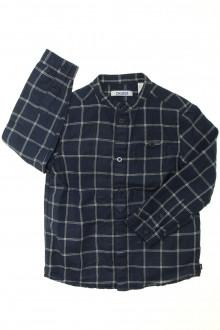 vetements enfant occasion Chemise à carreaux Okaïdi 4 ans Okaïdi
