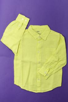 vêtements enfants occasion Chemise en lin CFK 3 ans CFK