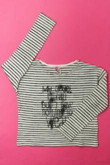 vêtements occasion enfants Tee-shirt manches longues rayé Orchestra 6 ans Orchestra