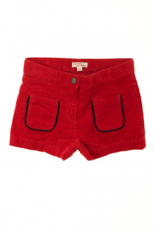 vêtements occasion enfants Short en velours fin DPAM 4 ans DPAM