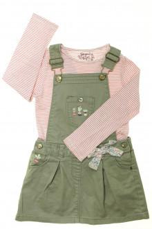 vêtements occasion enfants Ensemble robe et tee-shirt Sergent Major 5 ans Sergent Major