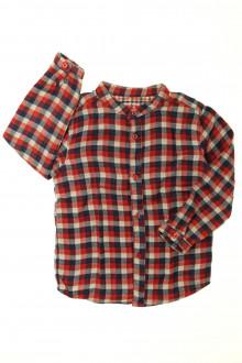 vetements d occasion enfant Chemise à carreaux Bout'Chou 3 ans Bout'Chou
