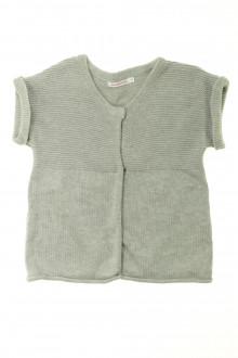 vêtements occasion enfants Gilet à manches courtes Monoprix 4 ans Monoprix