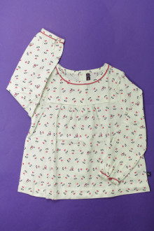 vetement occasion Blouse fleurie Sergent Major 5 ans  Sergent Major