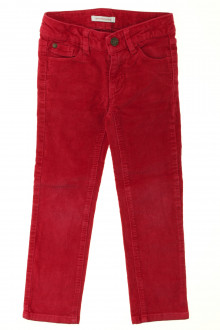 vetement d'occasion enfants Pantalon en velours fin Monoprix 4 ans Monoprix