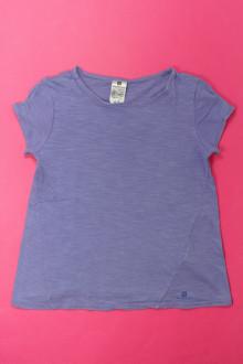 vetement occasion enfants Tee-shirt manches courtes Décathlon 5 ans Décathlon