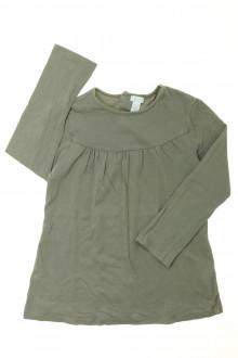 vetement occasion enfants Tee-shirt manches longues Okaïdi 5 ans Okaïdi