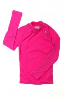 vetement occasion enfants Tee-shirt chaud manches longues Décathlon 6 ans Décathlon