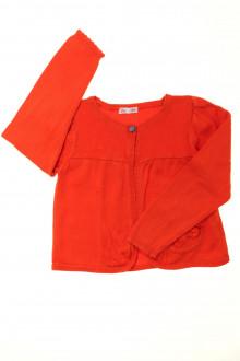 vêtements enfants occasion Gilet 1 bouton DPAM 5 ans DPAM