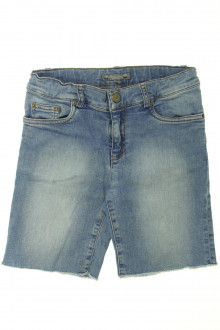 vêtements enfants occasion Bermuda en jean Bonpoint 8 ans Bonpoint