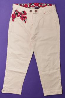 vetements enfants d occasion Pantalon en toile Sergent Major 10 ans Sergent Major