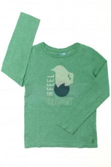 vetement enfant occasion Tee-shirt manches longues