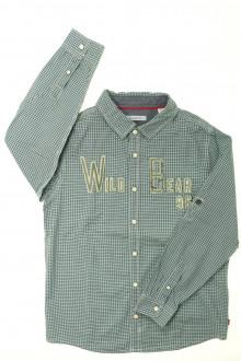 vetement marque occasion Chemise à carreaux