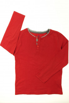 vetement occasion enfants Tee-shirt manches longues Okaïdi 8 ans Okaïdi