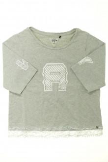 vêtements occasion enfants Tee-shirt manches courtes cropped - 14 ans IKKS 12 ans IKKS