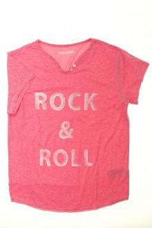 vetement occasion enfants Tee-shirt manches courtes - 14 ans Zadig et Voltaire 12 ans Zadig et Voltaire
