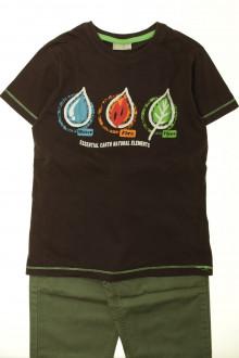 vêtements occasion enfants Ensemble pantalon et tee-shirt DPAM 10 ans DPAM