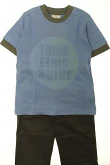 vetement enfants occasion Ensemble pantalon et tee-shirt DPAM 6 ans DPAM