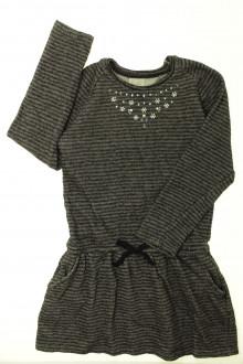 vêtements occasion enfants Robe rayée Zara 10 ans Zara