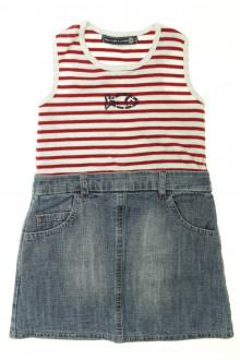 vêtements bébés Robe bi-matière Week-end à la Mer 18 mois Week-end à la mer