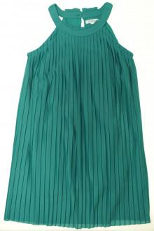 vêtements occasion enfants Robe plissée Okaïdi 10 ans Okaïdi
