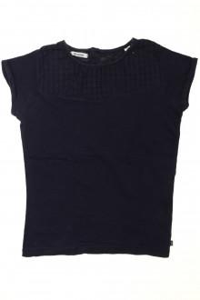 vetement occasion enfants Tee-shirt manches courtes Okaïdi 10 ans Okaïdi