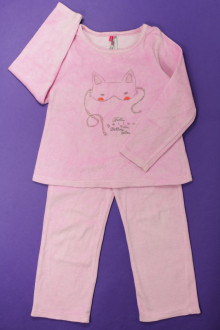 vêtements occasion enfants Pyjama en velours