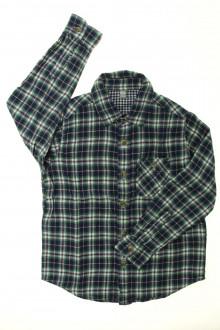 vetements enfants d occasion Chemise à carreaux Uniqlo 6 ans Uniqlo
