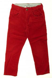vetement occasion enfants Pantalon en velours fin H&M 6 ans H&M