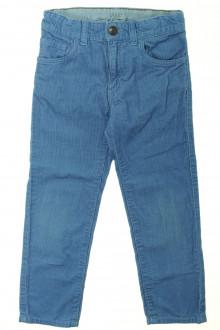 vetement d occasion enfant Pantalon en velours fin H&M 6 ans H&M