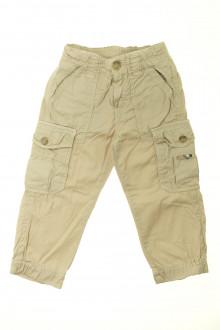 vetement d occasion enfant Pantalon en toile Burberry 2 ans Burberry