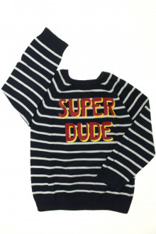 vêtements occasion enfants Pull rayé