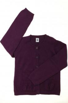 vêtements occasion enfants Cardigan Petit Bateau 10 ans Petit Bateau