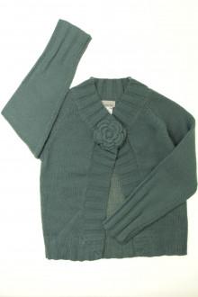 vêtement enfant occasion Gilet ouvert Vertbaudet 8 ans Vertbaudet