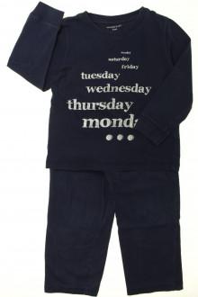 vetements enfant occasion Pyjama en coton
