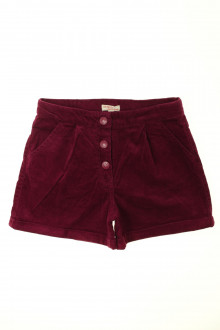 vêtements occasion enfants Short en velours fin DPAM 10 ans DPAM